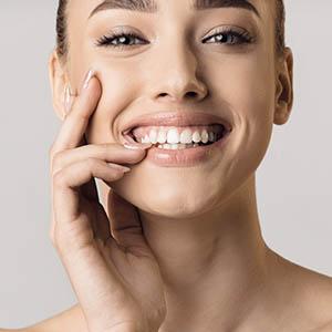 woman smiling, dental implants services, dental implants baytown TX